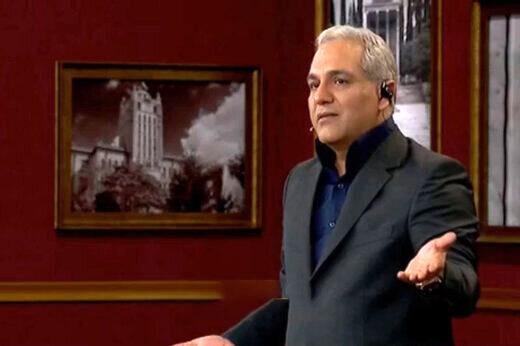 اشتباهات عجیب مهران مدیری در برنامه تلویزیونی / فیلم
