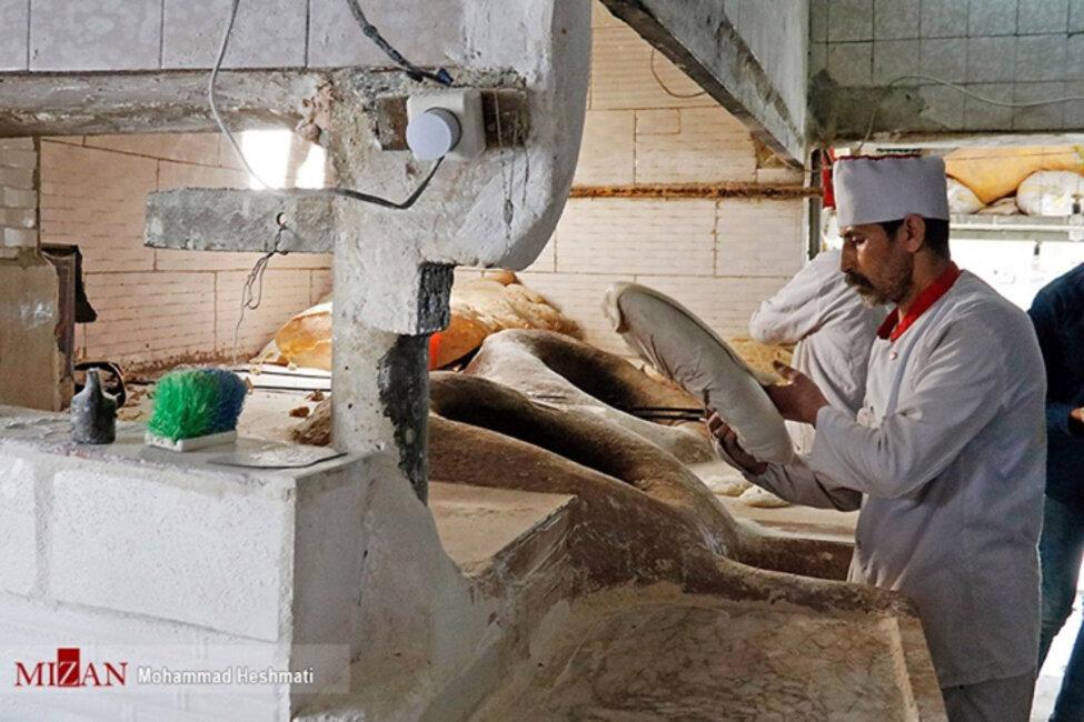 افزایش قیمت نان ممنوع اعلام شد