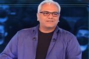 شوخی جالب مهران مدیری با خوابیدن یک شرکت کننده / فیلم
