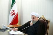 روحانی: امنیت عراق را امنیت خود می دانیم/ آمریکایی ها همواره نقش تخریبی در منطقه داشته اند