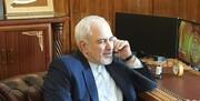 گفتگوی تلفنی ظریف با وزرای خارجه قطر، کویت و جمهوری آذربایجان