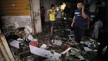 انفجار شهرک صدر بغداد کار داعش بود