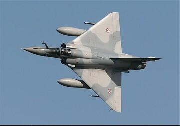 سقوط جنگنده فرانسه در مالی