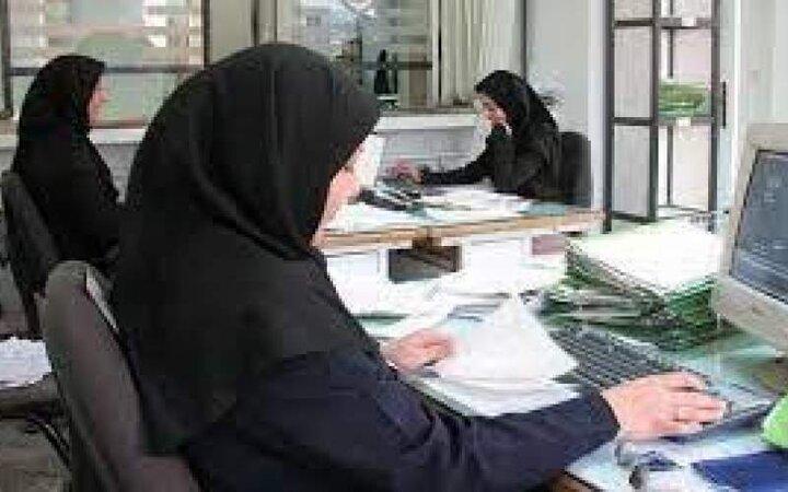 نرخ بیکاری زنان جوان افزایش یافت