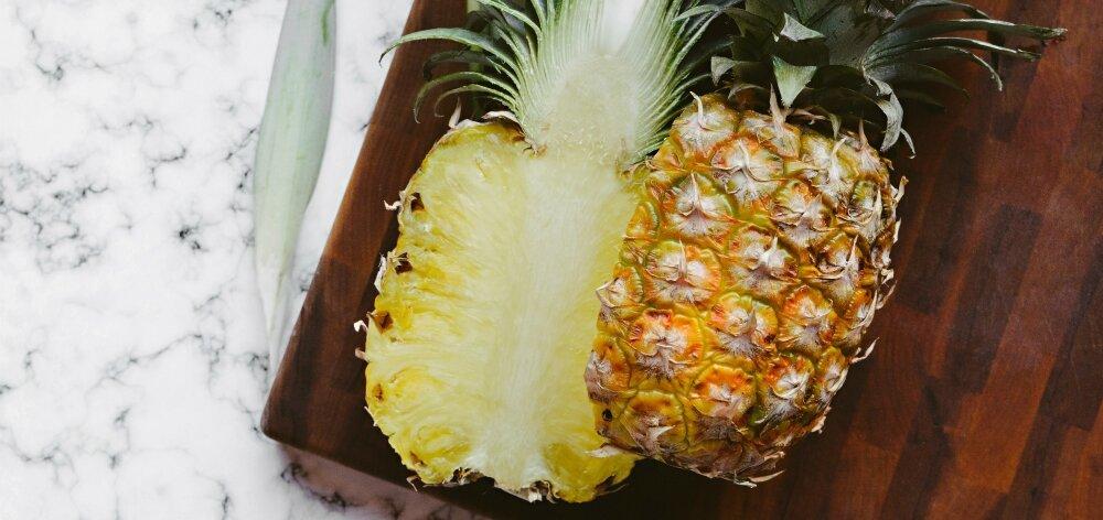 ماسک آناناس