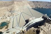 ذخایر آبی سدهای کشور ۲۹ درصد کاهش یافت