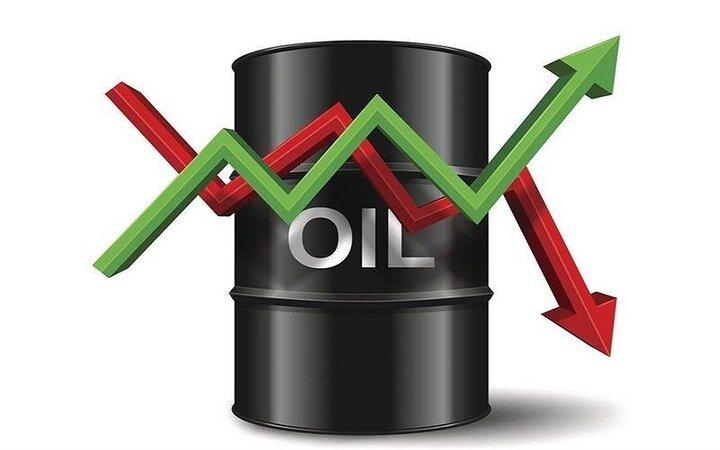 کاهش قیمت جهانی نفت / هر بشکه نفت برنت ۶۸ دلار و ۷۷ سنت