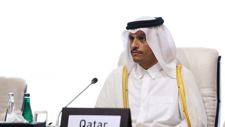 گفتگوی وزیرخارجه قطر با مقامهای آمریکایی درباره ایران