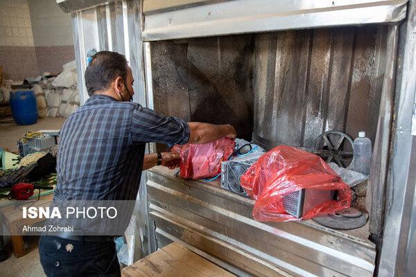 نانوایی که به جای نان ارز دیجیتال میپخت!