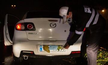 برخورد جدی پلیس با متخلفان پلاک خودرو