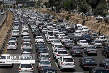 وضعیت ترافیکی راههای کشور ۳۱ تیر ۱۴۰۰ / کدام جادهها ترافیک سنگین دارند؟