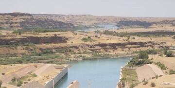 اطلاعات مربوط به سدهای کشور از روی وبسایت شرکت مدیریت منابع آب ایران حذف شده است