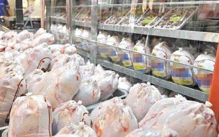 قیمت مرغ به ۱۰۰ هزار تومان میرسد؟