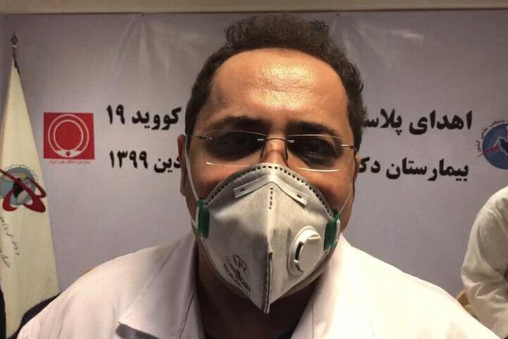 صحبتهای جنجالی دکتر هاشمیان پس از شکایت مادر علی انصاریان / فیلم