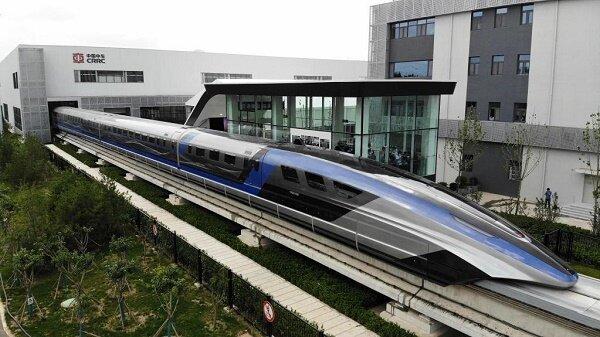 رونمایی از سریعترین وسیله نقلیه زمینی جهان در چین + فیلم و عکس