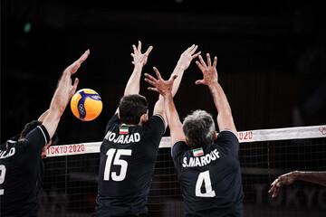 آمار عالی تیم ملی والیبال ایران مقابل لهستان/ مقابل مدعی عالی بودیم
