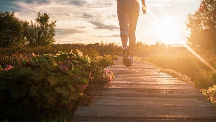 چگونه در فصل تابستان در فضای باز ورزش کنیم؟