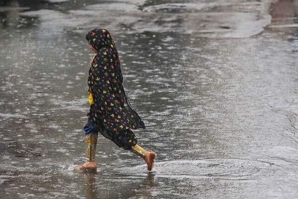 در این استان تابستان امسال ۴۵ برابر زمستان باران بارید