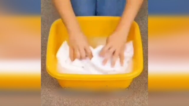 ترفندی جالب و  راحت برای تمیز کردن لکه های فرش / فیلم