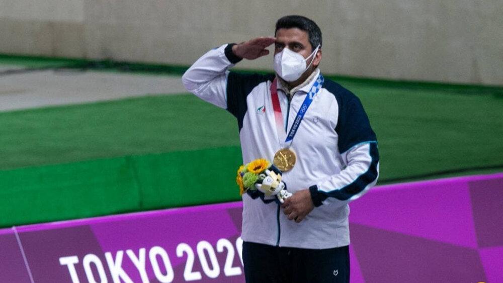 جواد فروغی + قهرمان المپیک