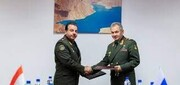 وزرای دفاع روسیه و تاجیکستان درباره افغانستان گفتگو کردند