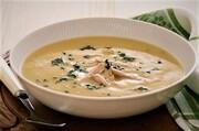 دستور پخت سوپ جو خوشمزه و لذیذ با شیر