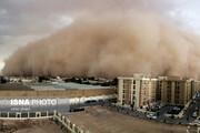 طوفان شن در راه ۳ استان است