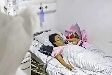مرگ دردناک عروس یک دقیقه قبل از ازدواج! / عکس