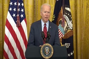 بایدن: ارتش آمریکا به آموزش نیروهای عراقی ادامه میدهد