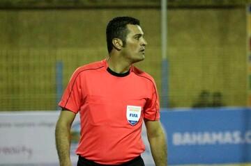 داور ایرانی در جام جهانی فوتبال ساحلی روسیه سوت میزند