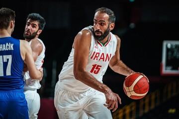 خلاصه دیدار بسکتبال ایران ۷۸-۸۴ جمهوری چک در المپیک ۲۰۲۰ / فیلم
