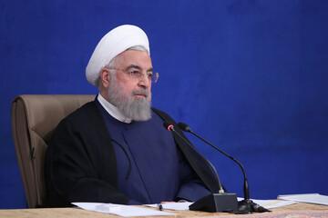 روحانی در پیامی درگذشت علیرضا تابش را تسلیت گفت