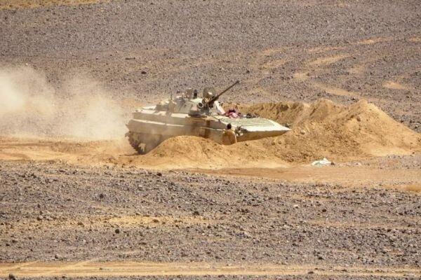 ارتش یمن در نبرد «مأرب» پیشروی کرد