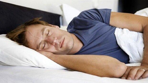 تکنیکی ساده برای خوابیدن در عرض یک دقیقه