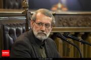 پیام تسلیت لاریجانی برای درگذشت علیرضا تابش
