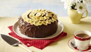 دستور پخت کیک شیر موز شکلاتی + مواد لازم