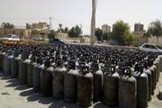 جزییات آتش زدن ۱۵۰ سیلندر گاز در ایرانشهر