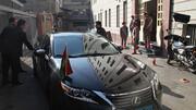 جزئیات ماجرای زیر گرفتن سرباز راهور توسط ماشین سفیر بلاروس در تهران