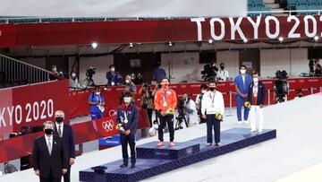 مجوز ۳۰ ثانیهای به ورزشکاران المپیکی برای برداشتن ماسک