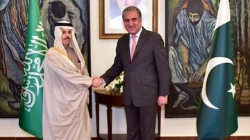 وزیر امور خارجه عربستان به پاکستان میرود