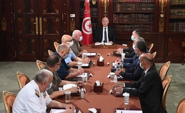 واکنش ترکیه به تحولات اخیر تونس / اقدامات فاقد مشروعیت را محکوم میکنیم