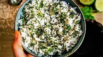 نحوه درست کردن برنج لیمو ترش خوشمزه
