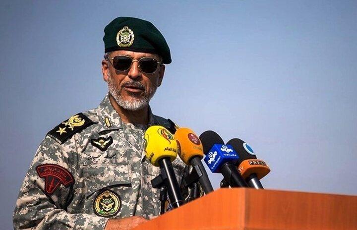 دیدار فرماندهان نیروی دریایی ایران و روسیه