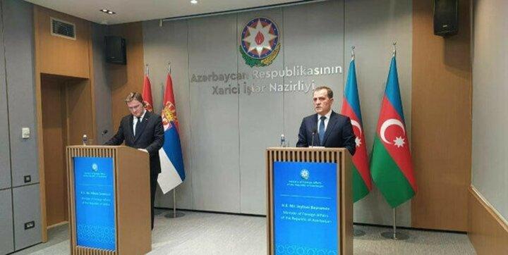 انتقاد تند وزیر خارجه جمهوری آذربایجان از موضع ارمنستان در منطقه