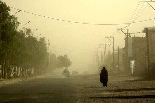 هشدار مهم سازمان هواشناسی /  وقوع طوفان و بارش شدید باران در کشور تا آخر هفته