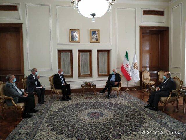 ظریف: همکاری ایران و کوبا در حوزه ژنتیک و واکسن بسیار مهم است