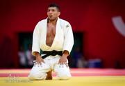 سعید ملایی به یک چهارم نهایی المپیک صعود کرد