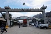 یک گذرگاه مهم مرزی پاکستان با افغانستان باز شد