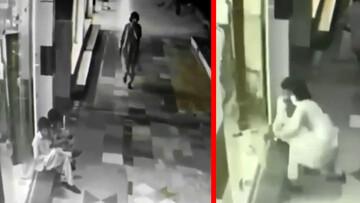 لحظه وحشتناک سرقت موبایل از ۲ کودک زاهدانی / فیلم