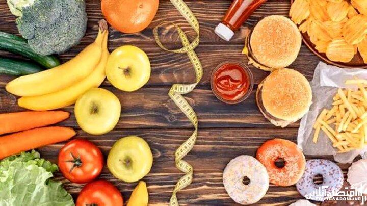 ۹ روش اشتباه درباره کاهش وزن
